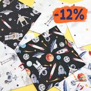-12% на космос!
