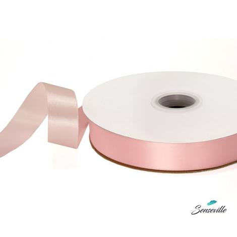 Лента атласная 2,5 см. Цвет розовый. LA-133