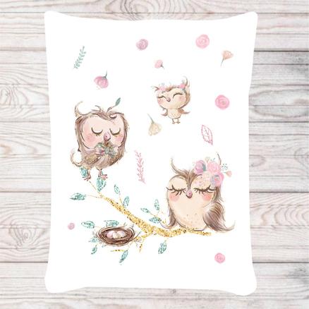 Панели для пледов и одеял