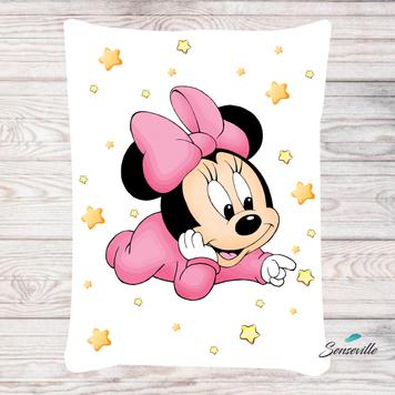Минни Маус. Панель для одеяла/пледа (78х104см). RUPN-0123